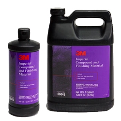 3M IMPERIAL COMPOUND AND FINISHING MATERIAL