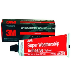 3M SUPER WEATHERSTRIP ADHESIVE
