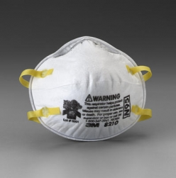 3M GENERAL DUST AND SANDING RESPIRATOR