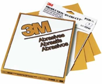 """3M 9"""" x 11"""" IMPERIAL FRE-CUT  GOLD PAPER SHEETS"""