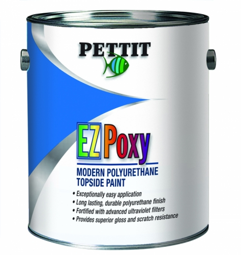 PETTIT EZ POXY TOPSIDE  AND DECK ENAMEL