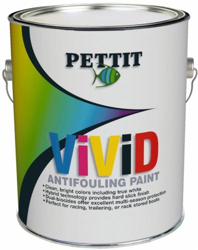 PETTIT VIVID ANTIFOULING PAINT