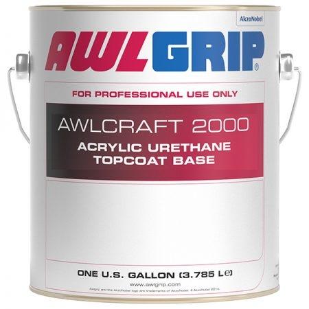 AwlCraft 2000 Acrylic Urethane Topcoat Base