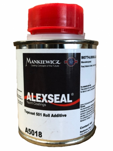 ALEXSEAL A5018 TOPCOAT 501 ROLL ADDITIVE