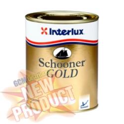 INTERLUX SCHOONER GOLD VARNISH